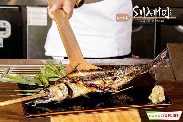 shamoji-robata-yaki