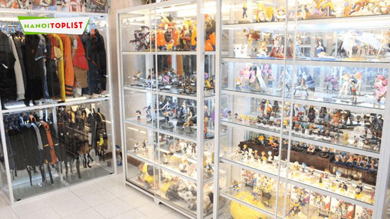 Shop-Manga-Style