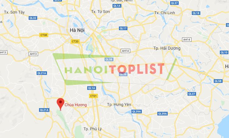 ban-do-di-chua-huong