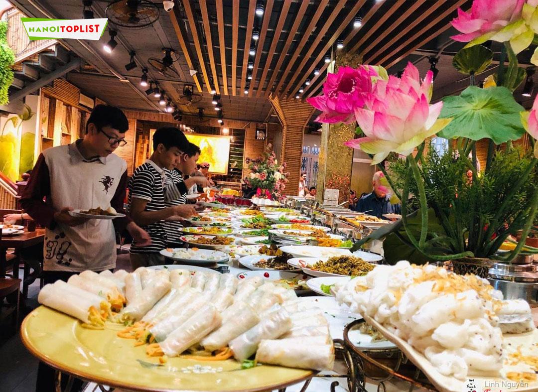 buffet-chay-huong-thien