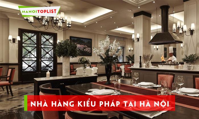 nha-hang-kieu-phap-tai-ha-noi