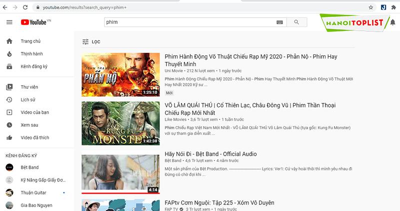 youtube-hanoitoplist