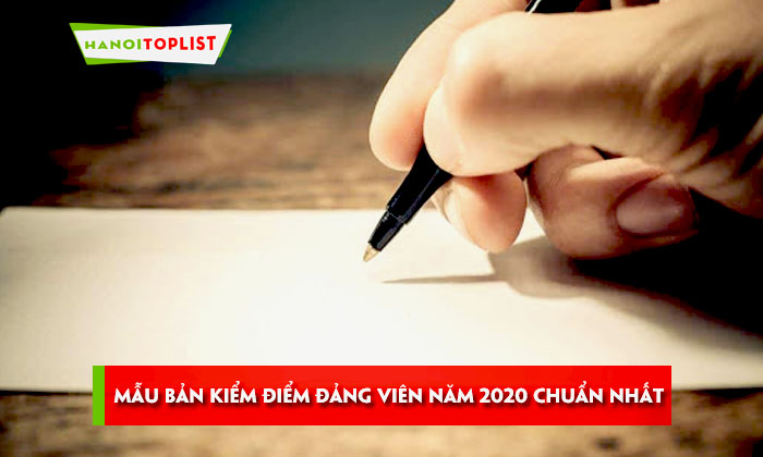 mau-ban-kiem-diem-dang-vien-nam-2020-chuan-nhat