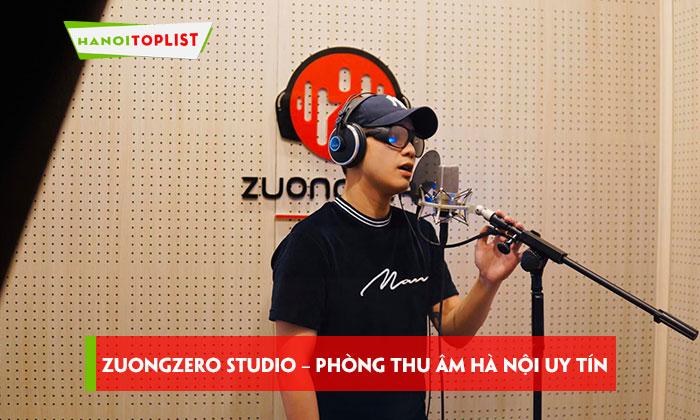 zuongzero-studio-phong-thu-am-ha-noi-uy-tin-nhat