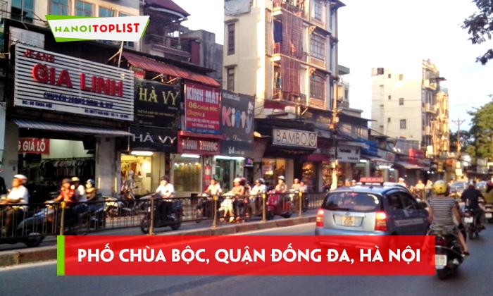 pho-chua-boc-quan-dong-da-ha-noi