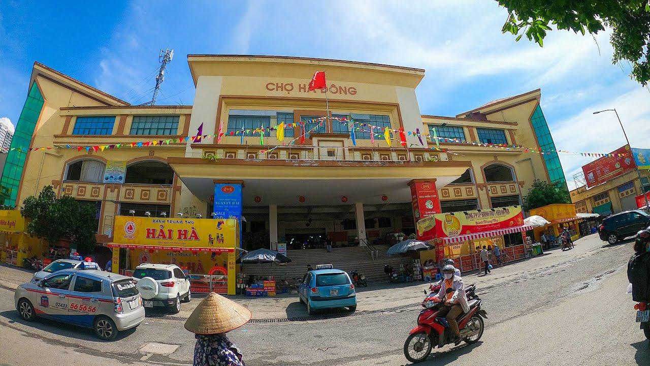 Đi chợ Hà Đông mua đồ nghề về quê làm nghề chài lưới #hnp