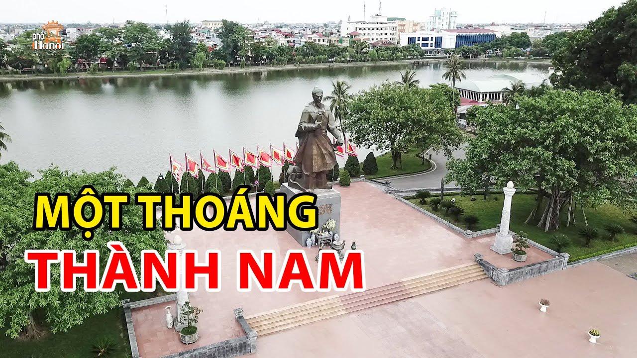 Địa Điểm Du Lịch Nổi Tiếng Ở Nam Định Không Thể Không Đi #hnp