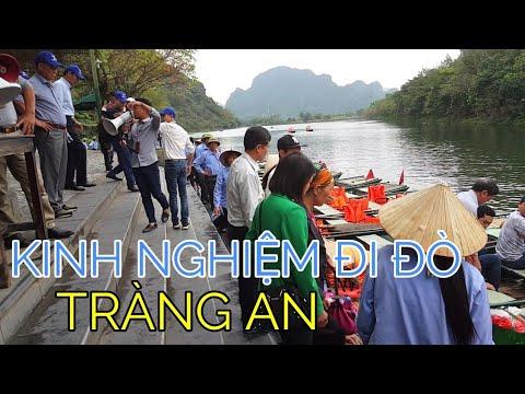9 giờ liền mới đi hết Danh thắng Tràng An Ninh Bình P1 #hnp