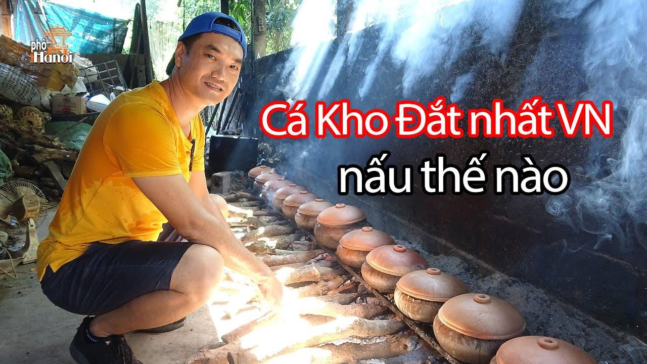 Cá Kho làng Vũ Đại vị quê hương dành cho những người con xa xứ nấu như thế nào #hnp