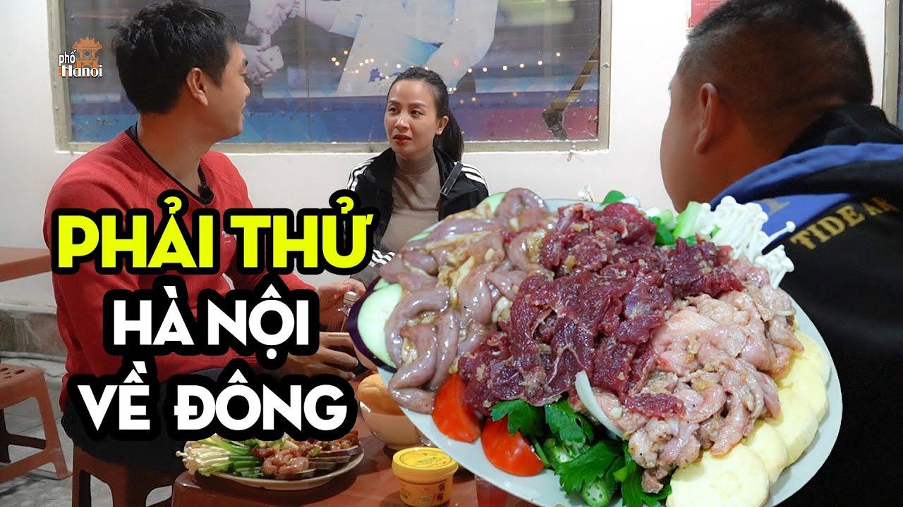 Bò Nầm Nướng Bà Triệu Món Ngon Phải Thử Khi Hà Nội Sang Đông #hnp