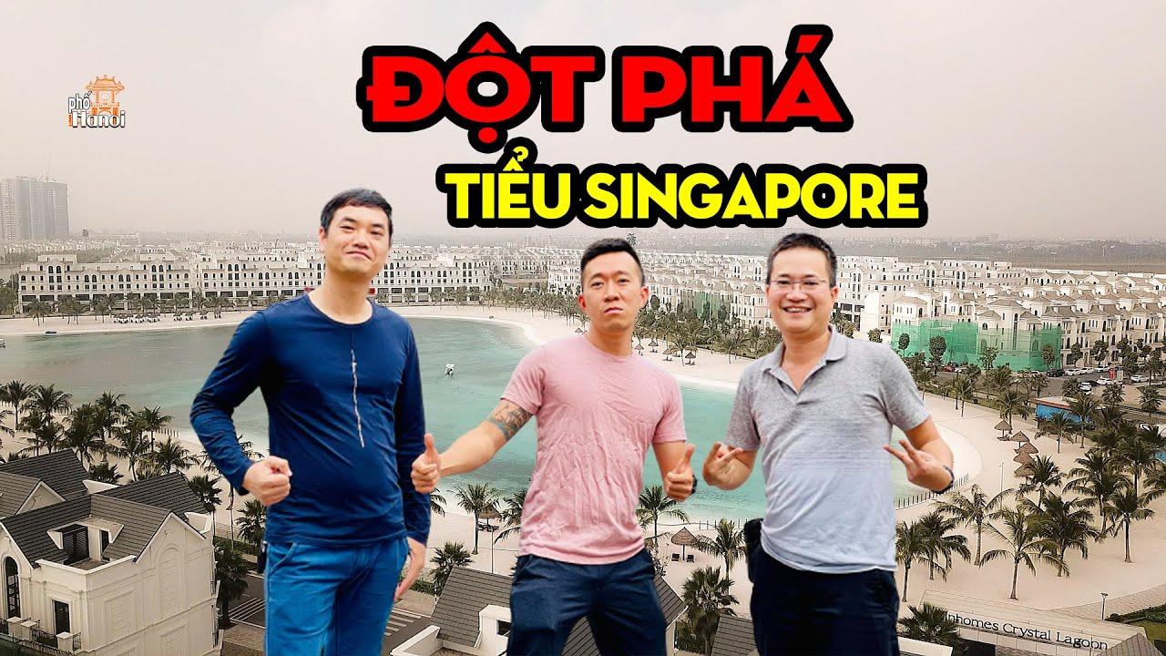 Challenge Me - Hãy Thách Thức Tôi | Tung Tăng TV | Hà Nội Phố | Đột Phá Vinhome Ocean Park