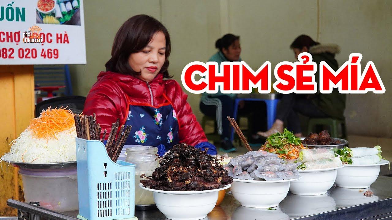 Hà Nội Ăn Gì Ngày Rét Đậm | Hồng Nộm | Chim Sẻ Mía | Trẻ Con Người Lớn Đều Mê #hnp