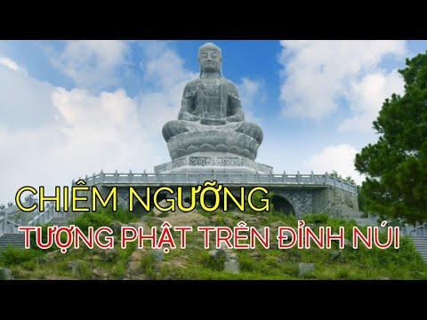 Trèo lên đỉnh núi Phật Tích Chiêm ngưỡng tượng Phật bảo vật quốc gia P4 #hnp