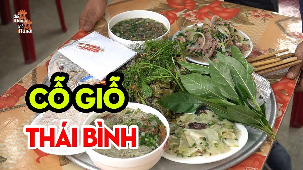 Người Thái Bình Thường Làm Gì Ăn Gì Trong Đám Giỗ #hnp